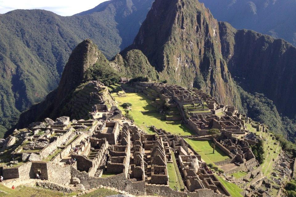 Peru, mede mogelijk gemaakt door online communities